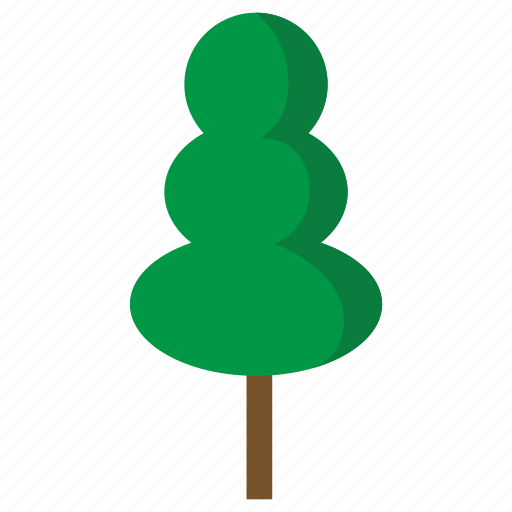 nature, oak, park, tree icon