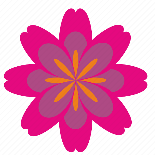 flower, nature, plant, rowan icon