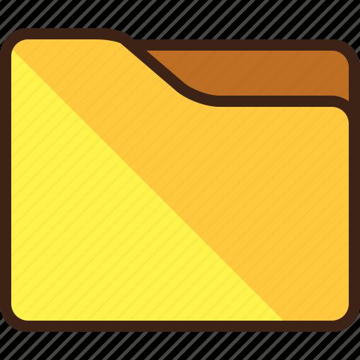 closed, folder icon