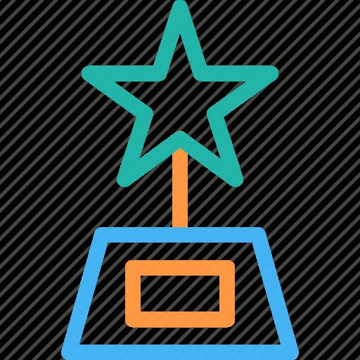 award, medal, prize, trophy icon icon