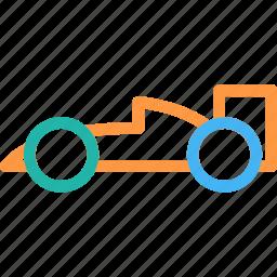 racing car, sports car, super car, • sports icon
