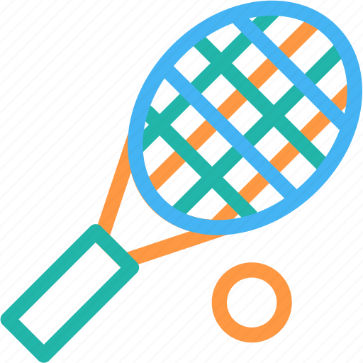 game, racket, sports, tennis icon icon