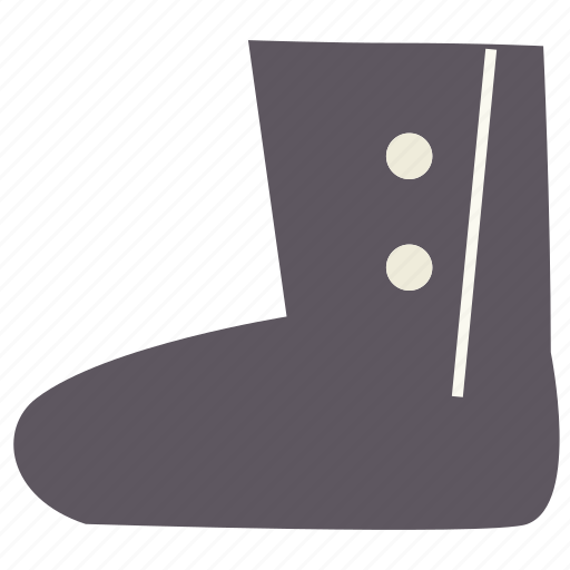 boots, uggs icon