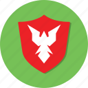 attack, defense, protect, safe, secure, shield, virus icon