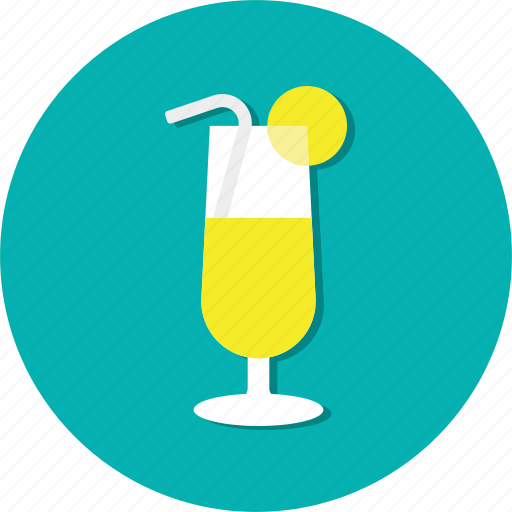 drink, glass, juice icon
