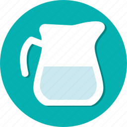 drink, tepot, water icon
