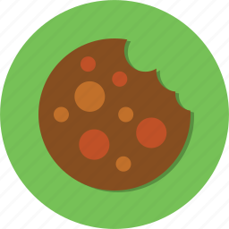 cake, cookie, eat, food icon