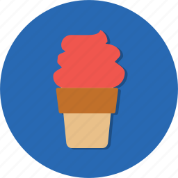 cake, cookie, eat, food, ice icon