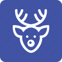 celebration, christmas, decoration, home decoration, hornes, moose icon