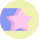 achievement, bookmark, mark, rate, rating, star icon