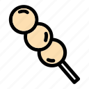ball, chicken, cooking, food, meal, meat, pork icon