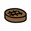 beef, cooking, food, meal, meat, pork, steak icon