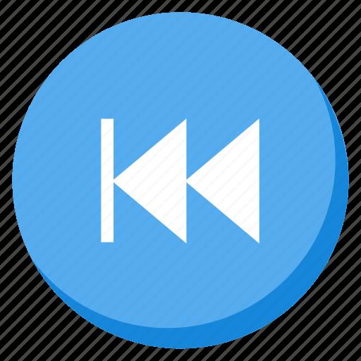 back, lightblue, media, multimedia, music, song, sound icon