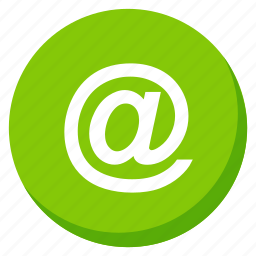 communication, contact, email, green, mail, message, talk icon