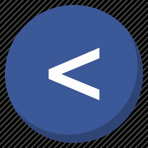 arrows, back, darkblue, direction, left, lower, navigation icon