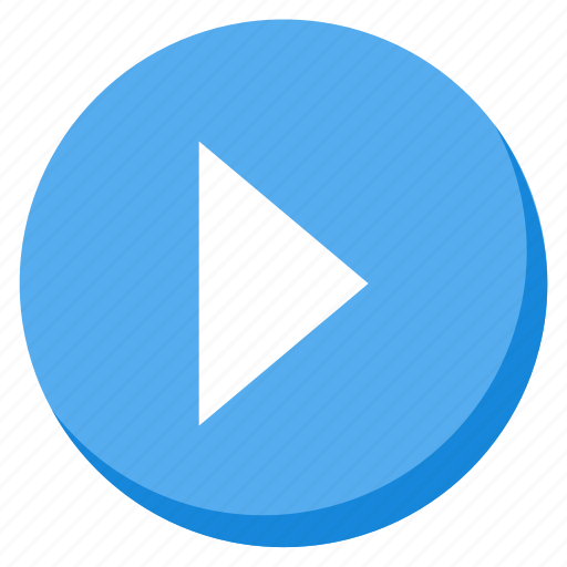 audio, lightblue, multimedia, music, play, red, song icon