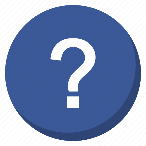 darkblue, doubt, help, info, information, question, support icon