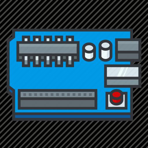 Arduino  Board  Circuit  Circuit Diagram  Electronic
