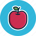 apple, diet, food, fruit, fruits, healthy icon