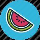 diet, food, fruits, sandia, tropical fruit, watermelon icon