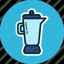appliances, blender, drink, food, healthy, juice, kitchen, shake icon