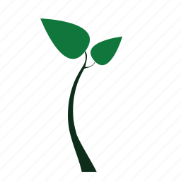 blossom, branch, bud, leaf, leaves, nature, sprout icon