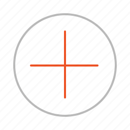 add, circle, line, plus, stroke icon