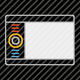 design, design tablet, digital drawing, digital painting, graphic tablet, line, tablet, wacom, web design icon
