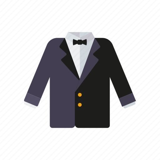 bow tie, clothing, evening attire, fashion, garment, suit, wardrobe icon