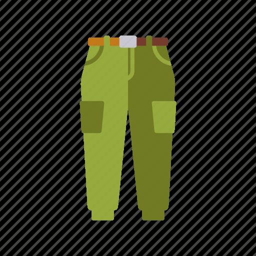 cargo pants, clothing, fashion, garment, trousers, wardrobe icon