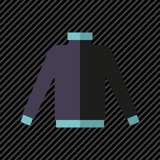 clothing, fashion, garment, pullover, sweater, turtleneck, wardrobe icon