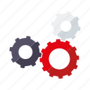 business, cog, equipment, industry, machine, teamwork, transmission
