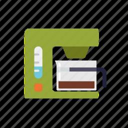 appliance, coffee, household, kitchen, machine icon