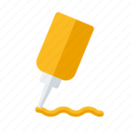 bottle, condiment, food, ingredients, mustard, sacue, seasoning icon