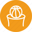 basketball goal, basketball hoop, basketball net, basketball rims, basketball stand icon icon