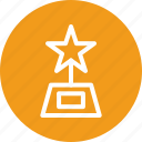 award, medal, prize, trophy icon icon