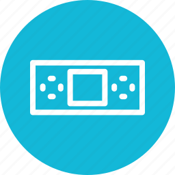 game remote, gameboy, gamepad, gamer, psp, psp console, • game controller icon
