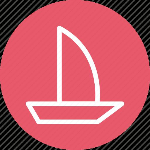 boating, canoe, canoe paddle, canoe with oar, oars, oars tool icon, • boat and oar icon