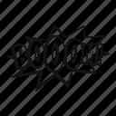 bomb, boom, burst, comic, explosion, object, power icon