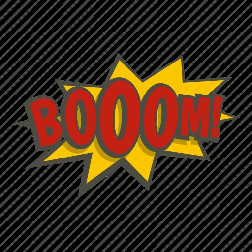 bomb, boom, burst, comic, explode, explosion, power icon