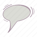 bubbles, comic speech, comic strip, speech bubbles icon