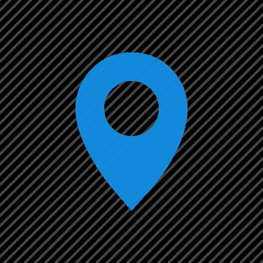 address, coordinates, gps, location, map icon