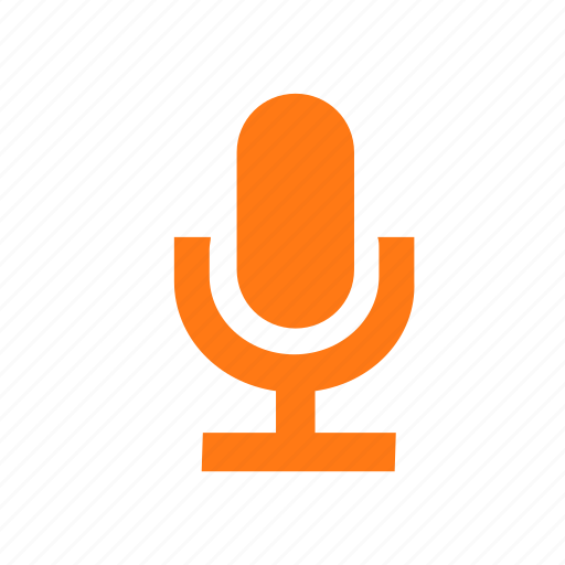 listen, mic, microphone, record, sound, talk icon