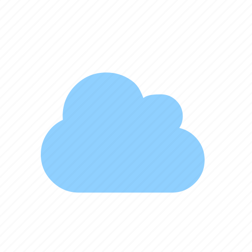 cloud, clouds, internet, sky icon