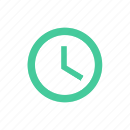 clock, day, time icon