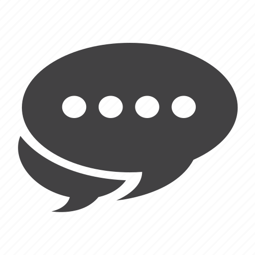 chat, chatting, comment, comments, communicate, communication, conversation, debate, dialogue, discussion, idea, message, negociation, relationship, share, social, speak, talk, think icon