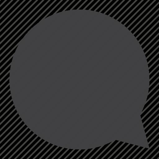 chat, chatting, comment, comments, communicate, communication, conversation, dialogue, discussion, idea, info, information, message, negociation, speak, talk icon