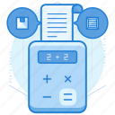 calculation, payment icon