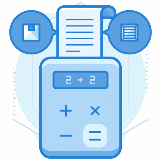 Calculation, payment icon - Download on Iconfinder