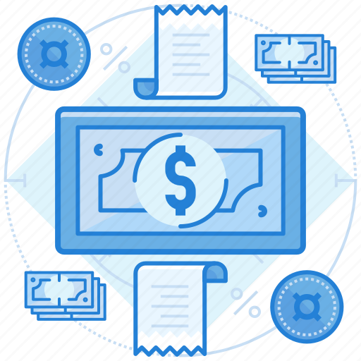 cash, payment, purchase icon